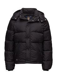 Bromley Jacket - BLACK