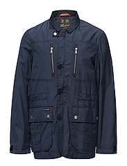 Donington Sport Coat - BLUE