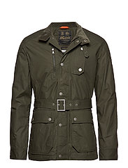 Thruxton Jacket - OLIVE