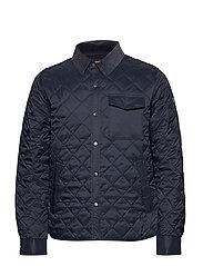 Grant Shirt Jacket - BLUE