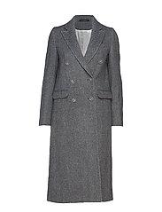 Rowena Coat - GREY