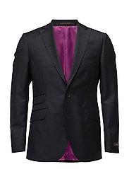 Paul Solid Suit Blazer - GREY