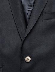 Morris - Charles Club Blazer - single breasted blazers - navy - 2