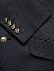 Morris - Charles Club Blazer - single breasted blazers - navy - 3