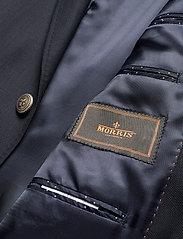 Morris - Charles Club Blazer - single breasted blazers - navy - 4