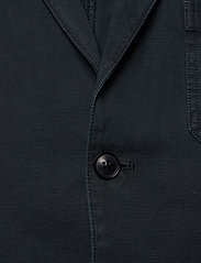 Morris - Claridge Blazer - single breasted blazers - blue - 3