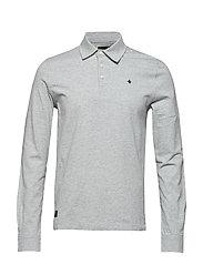 Juan Long Sleeve Shirt - GREY
