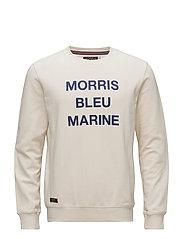 Bleu Sweatshirt - OFF WHITE