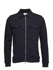 Kerrick Zip Sweatshirt