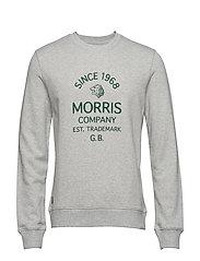 Parker Sweatshirt - GREY