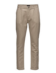 Jaques Linen Pants - KHAKI