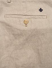 Morris - Winslow Slacks - spodnie na co dzień - khaki - 4