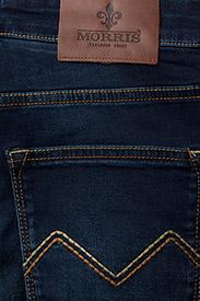 Morris - Steve Satin Jeans - skinny jeans - dk wash - 5