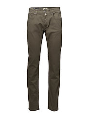 James Twill 5-Pkt - OLIVE