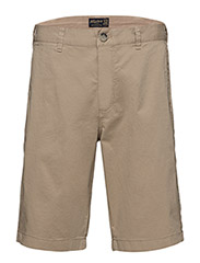 Regular Chino Shorts - KHAKI
