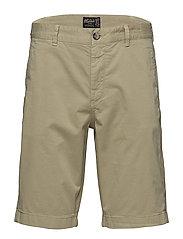Regular Chino Shorts - OLIVE