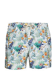 Tucano Bathing Trunks - OFF WHITE