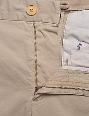 Morris - Regular Chino Shorts - spodenki chinos - khaki - 3
