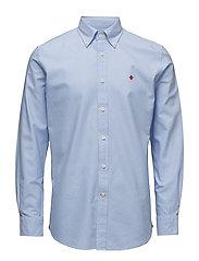 Oxford Button Down - LIGHT BLUE