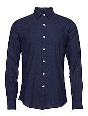 Clifford Club Collar Shirt - NAVY