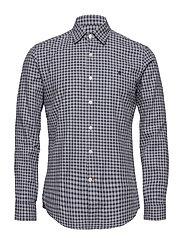 Hunter Club Collar Shirt - GREY