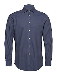 Lloyd Spead Collar Shirt - BLUE