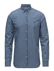 Neal Button Down Shirt - BLUE