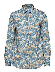 Kirsten Liberty Fleur Shirt - LIGHT BLUE