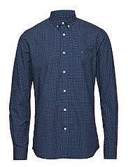 Mike Button Down Shirt - BLUE