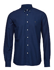 Mike Button Down Shirt - OLD BLUE