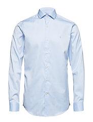 Dean Spread Collar Shirt - LIGHT BLUE