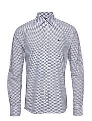 Maurice Classic Shirt - WHITE