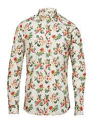 Dan Button Down Shirt - KHAKI