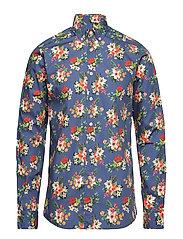 Dan Button Down Shirt - NAVY