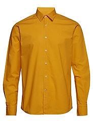 Niccolo Classic Collar Shirt - YELLOW