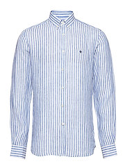 Emanuel Button Down Shirt - BLUE