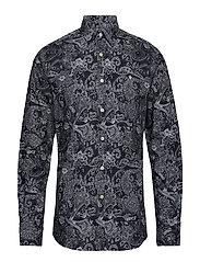Montaron Button Under Shirt - GREY