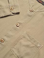 Morris - Corsoir Shirt Jacket - overshirts - olive - 2