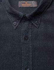 Morris - Lucien Button Down Shirt - geruite overhemden - blue - 2