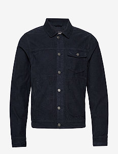 Bastien Jacket - BLUE