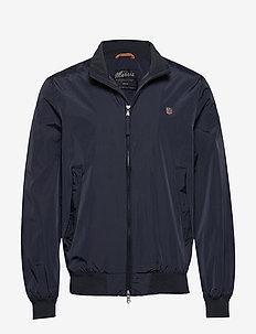 Draycott Jacket - bomber jackets - blue