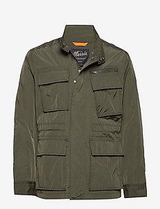 Fairmont Jacket - OLIVE