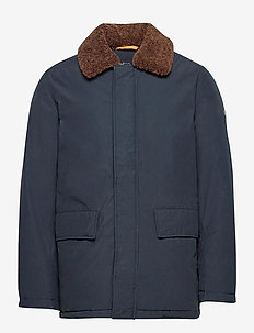Hayward Jacket - vindjakker - old blue