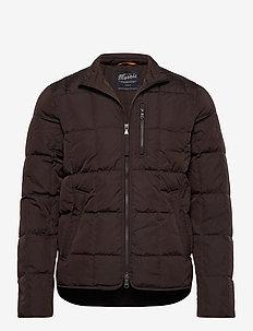 Blain Lt Down Jacket - vestes matelassées - brown