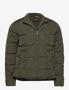 Blain Lt Down Jacket - padded jackets - olive