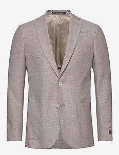 Riva Jacket - blazers met enkele rij knopen - khaki