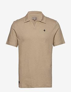 Delon SS Jersey Shirt - krótki rękaw - khaki