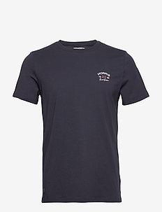 Léonce Tee - t-shirts basiques - blue