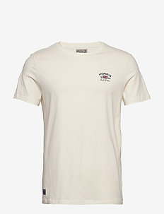 Léonce Tee - t-shirts basiques - off white