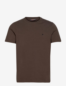 James Tee - t-shirts basiques - brown